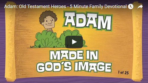 Old Testament Heroes: 5-Minute Family Devotional
